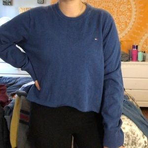 Tommy Hilfiger | Cropped Sweater